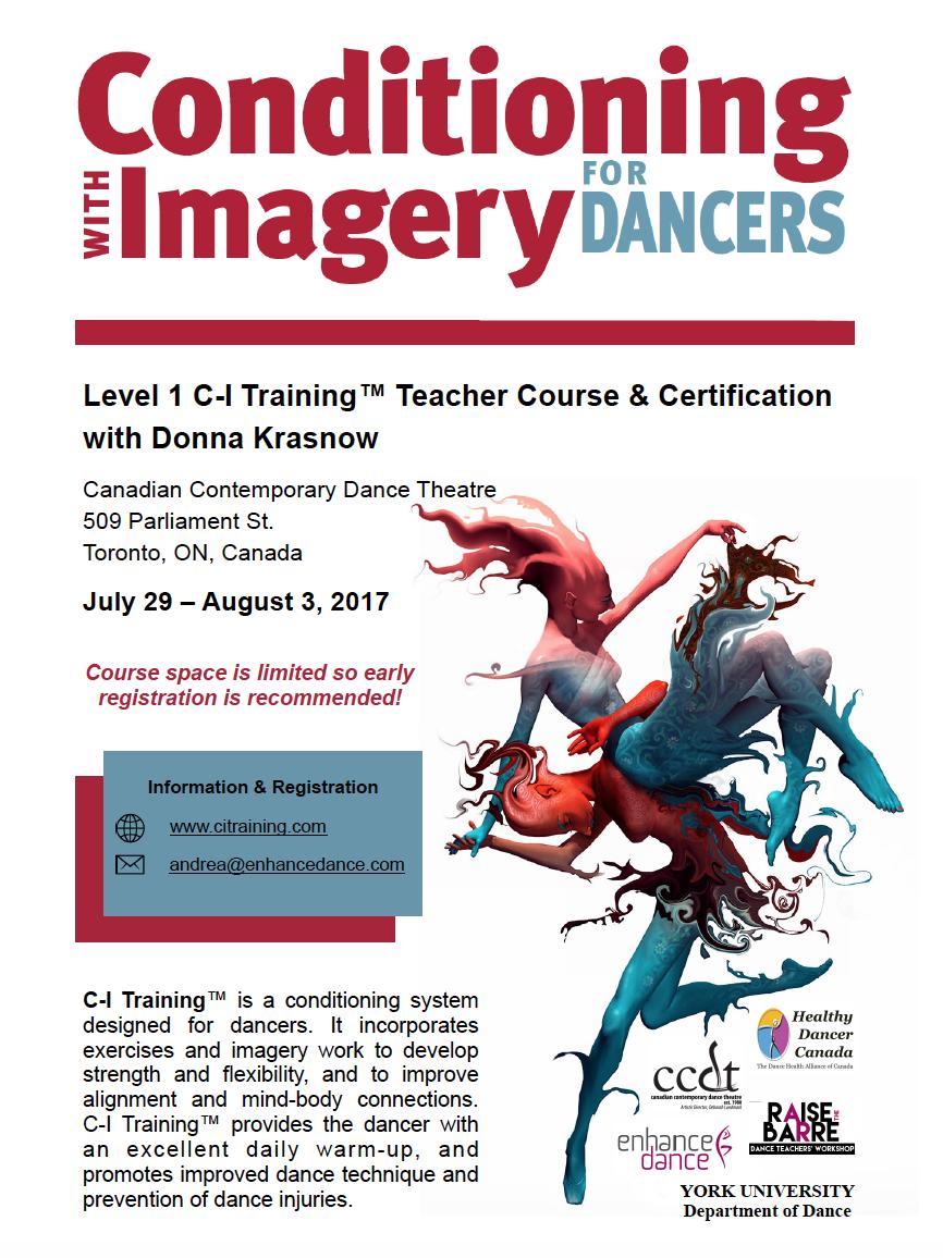 Healthy Dancer Canada News - Healthy Dancer Canada